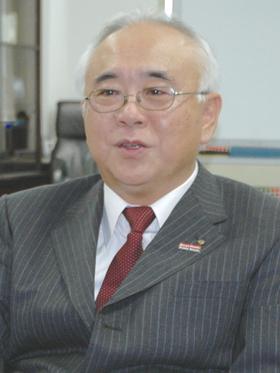 藤井 昌一社長