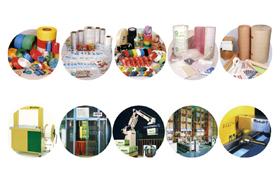 株式会社フカサワでは、包装資材・工場資材・機器・システムを取扱う