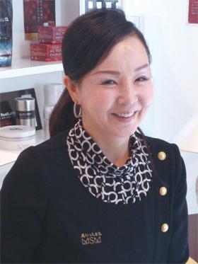 菊地 芳子社長