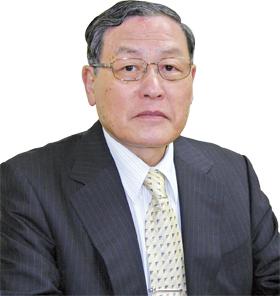 進村 武男学長
